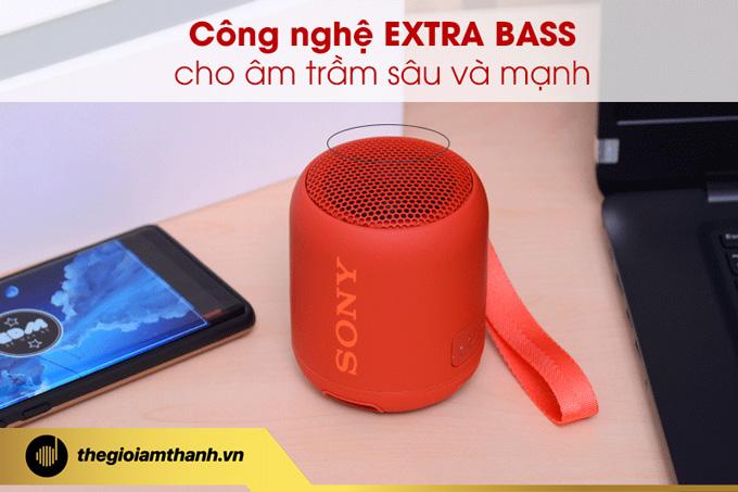 Ứng dụng công nghệ độc quyền cho chất lượng âm thanh cao