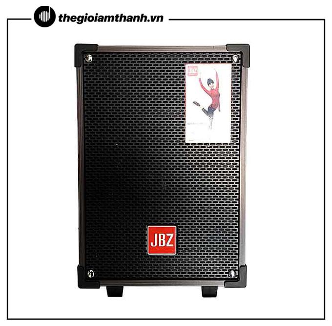 Loa kéo JBZ cho chất lượng âm thanh cao